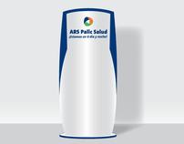 ARS Palic Salud  / Indoors Monoliths