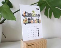 Calendared