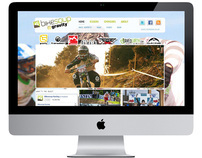 Bikesoup Racing - website