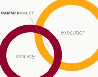 HammerHaley Re-branding & Site Design
