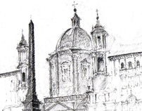 Sketches Abroad
