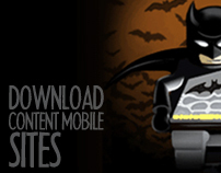 Download content mobile sites