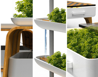 Botanic Hydroponic Furniture