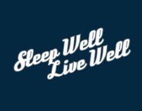 Sleep Well Logo