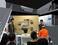 LSBU - Year 3 - Project 2 - An Archistudent centre
