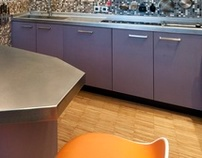 Purple Kitchen / Marseilles