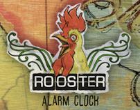 Pacifico: Rooster Alarm Clock