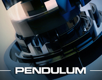 Pendulum Artwork Concept