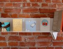 Caption Shelf