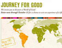 Journey for Good campaign