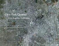 Civic Park Quarter   Los Angeles   Urban Design Studio