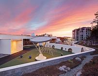 Finnish architecture - Saunalahti Daycare Center