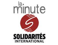 La Minute | SOLIDARITES INTERNATIONAL