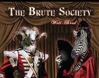 The Brute Society Album Art