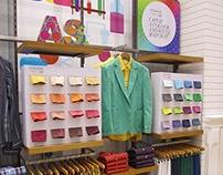 Color Lab Displays, Allen Solly AW'13
