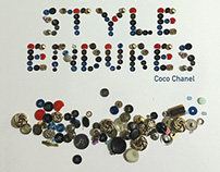 """Fashion changes, but style endures."" Coco Chanel"