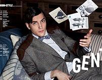 Gentleman . NSTYLE Mag Feb'15