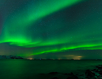 Northern Lights Lofoten/Harstad