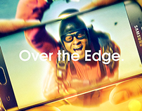 Samsung Galaxy S6 Edge - Over the edge