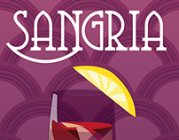 Sangria Poster