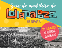 Guia do Mochileiro do Lollapalooza 2015