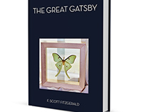 The Great Gatsby - Book Cover Redesign