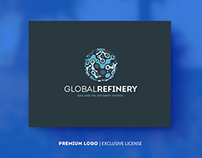 Global Refinery | Premium Logo $800