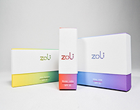 Zoli EcoCosmetic Packaging System