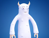YETI: Character Concepts