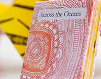 Across the Oceans | Artist Book