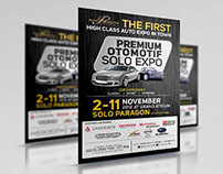 Premium Otomotif Solo Expo (POSE) Event