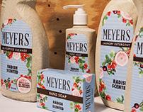 Meyers Soap Packaging