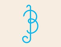 Bozena & Flori - Lettering