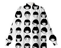 Les visages (dress)