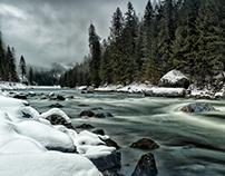 Lochsa Winter