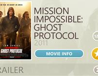 Apollo - iOS movie app (WIP)