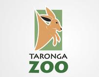 Zoo signage system