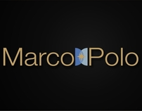 Marco Polo Investment Visual Identity and website