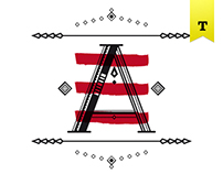 AVANTH typeface