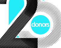 250 DONORS • 25 DOLLARS