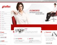 Giroflex - Website