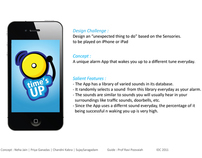 """""""Time's up""""  Alarm app for iPhone or iPad"""