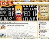 Atomic Distributing Website
