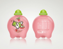 Nude Jr Strawberry Milk
