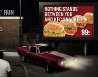 KFC Snacker Run Game