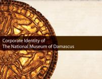 Damascus National Museum Brand Identity