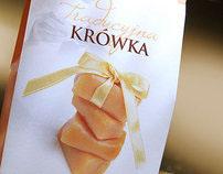 Cream fudge /package, photo/