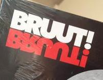 BRUUT! CD Album Artwork