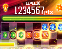 [ MATCH MOVE GEMS ] android game & flash game