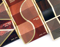 SCW chocolate package design